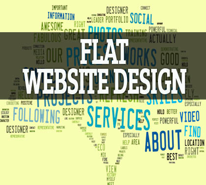 Post thumbnail of Amazing Flat Website Designs – 15 Examples