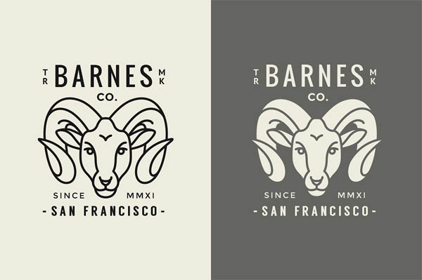 Animal Logo/Badge Templates - 6