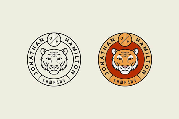 Animal Logo/Badge Templates - 7