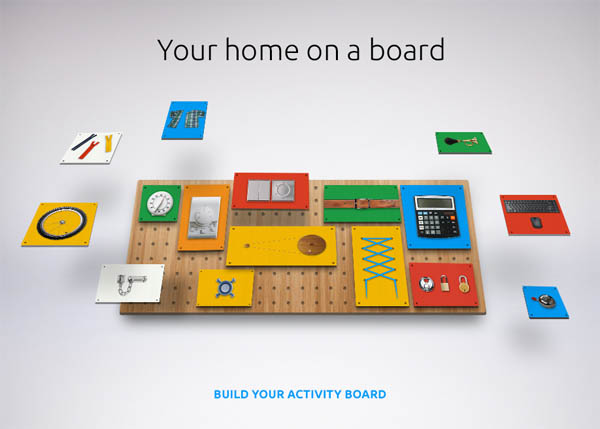 Build & Buy Activity Boards by digicult