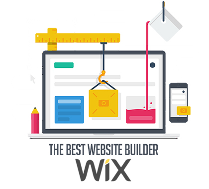 The best website builder: Wix