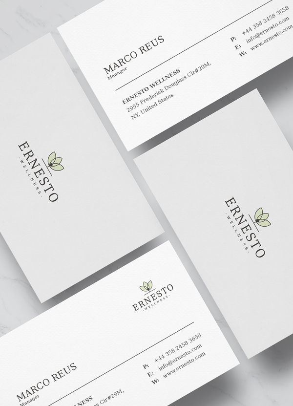 creative corporate business card templates graphics design design blog. Black Bedroom Furniture Sets. Home Design Ideas