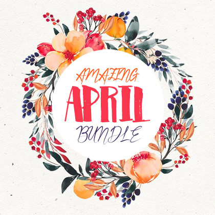 Post thumbnail of Amazing April Big Bundle