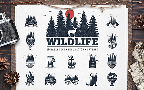 WildLife Exposure Badges
