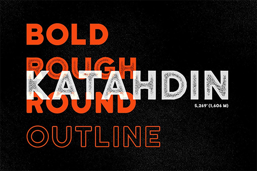 Katahdin Bold - Clean, Rough, More