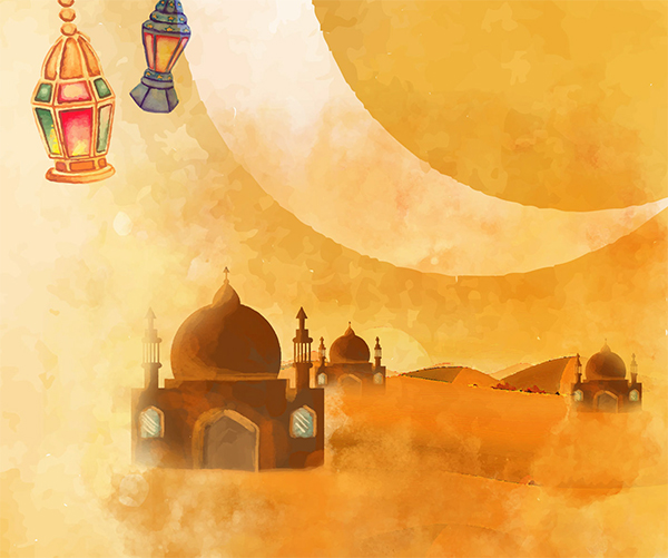 Simple Ramadan kareem Wallpaper