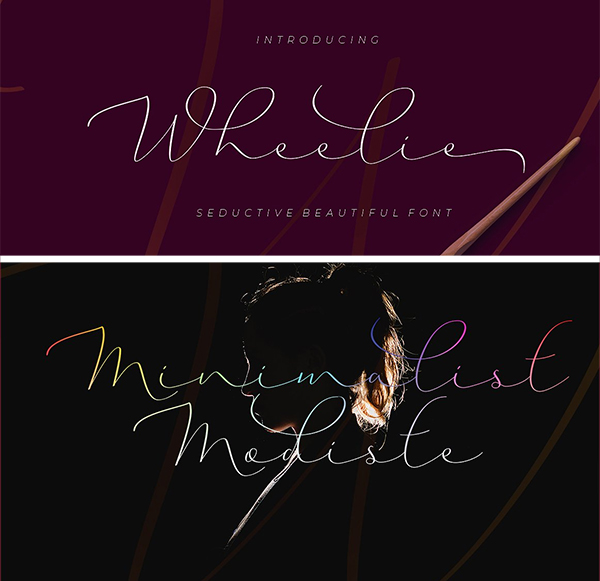 Awesome Script Font