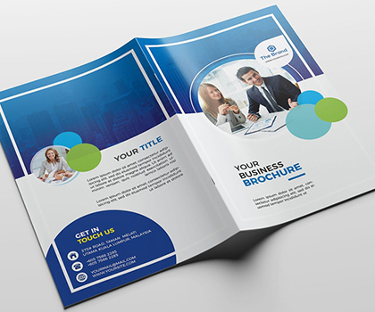 Post thumbnail of 15 Awesome & Creative Business Brochure Templates Design