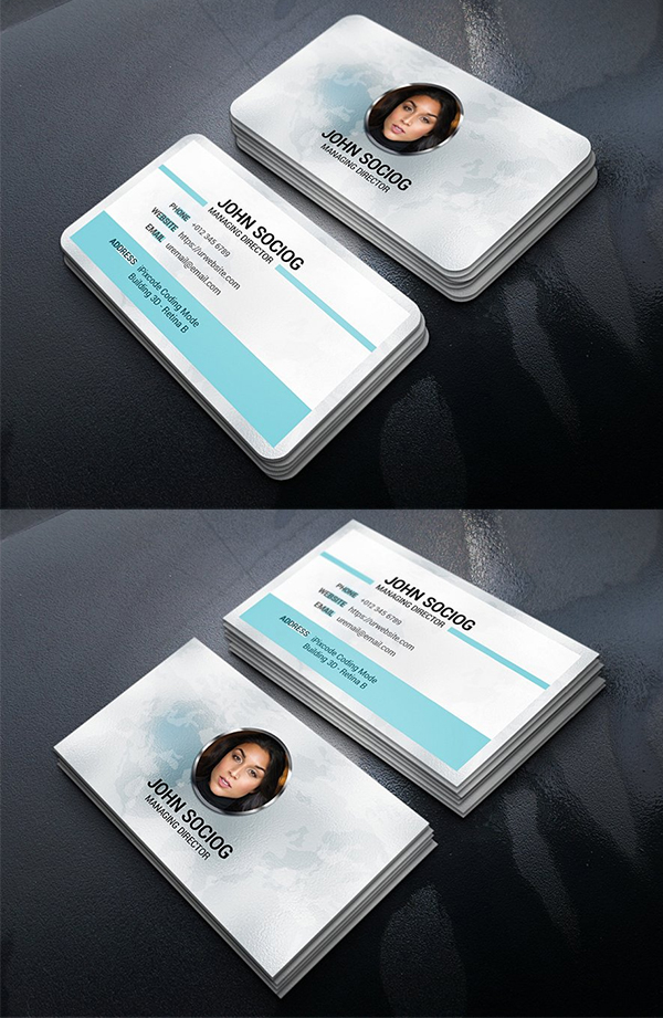 Personal Business Card