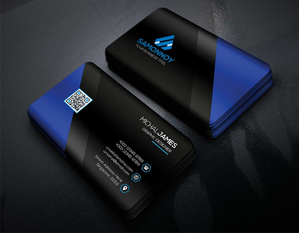 Amazing & Creative Business Cards Design