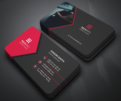 Post thumbnail of 20 Creative & Modern Business Card Templates