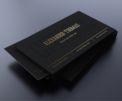 28 Latest & Creative Multipurpose Business Card Templates Design