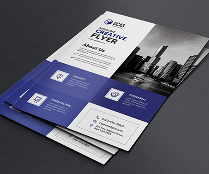 Collection of Fresh & Creative Flyer Templates Design