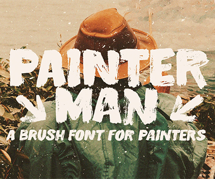 Post thumbnail of 30 Elegant & Creative Fonts For Modern Design