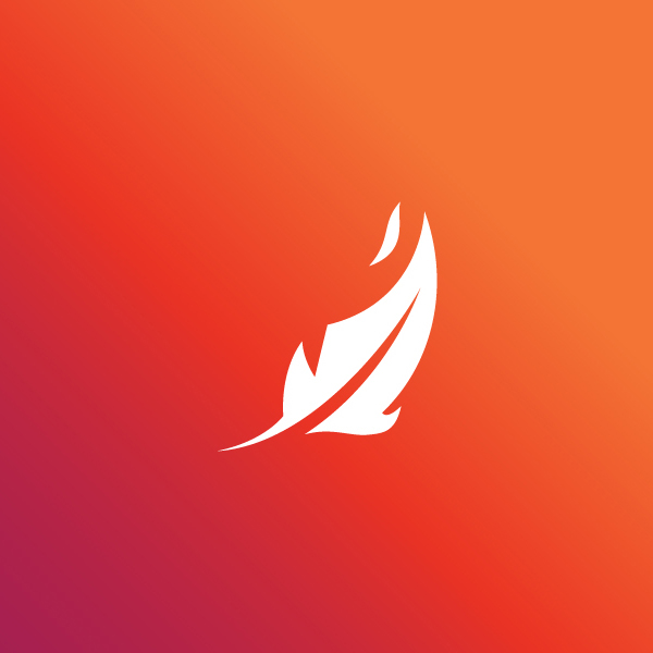 Fire Feather Logo