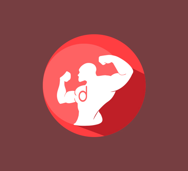 Gym Fitness Logo Design