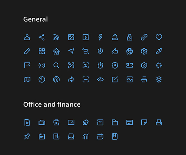 vector+icons