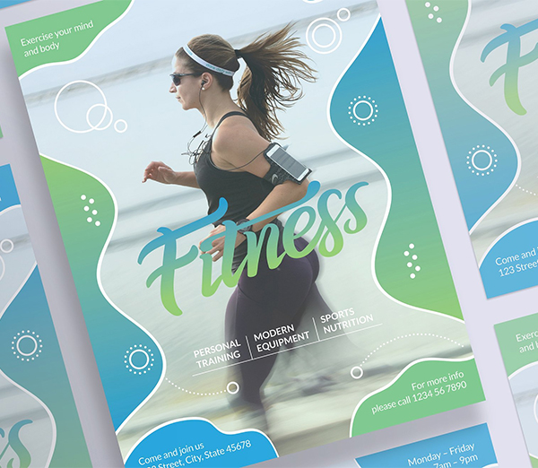 Posters | Fitness Centre