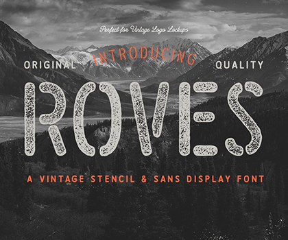 Post thumbnail of 25 Best Vintage Fonts Download