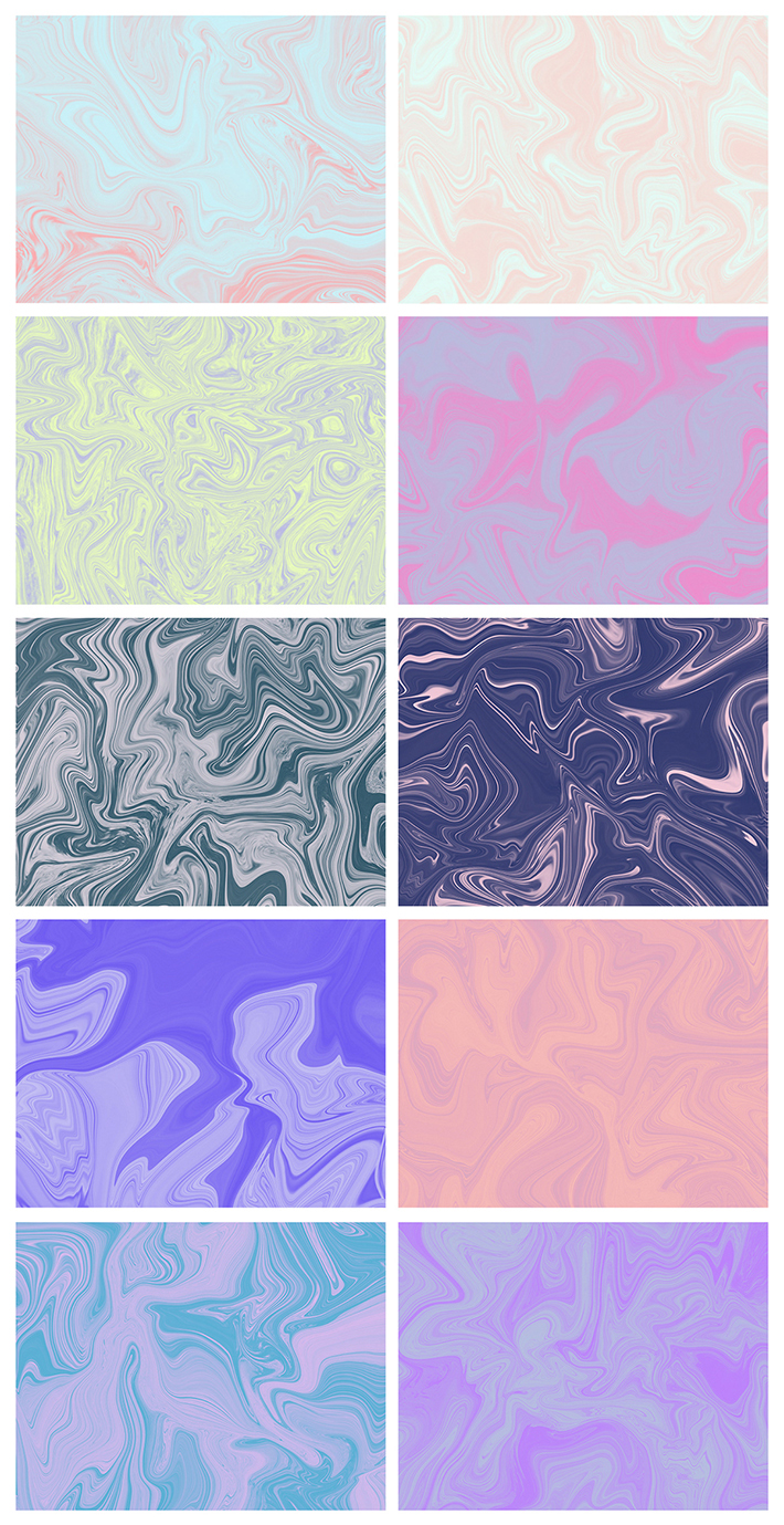 Awesome Marble Texture Designs