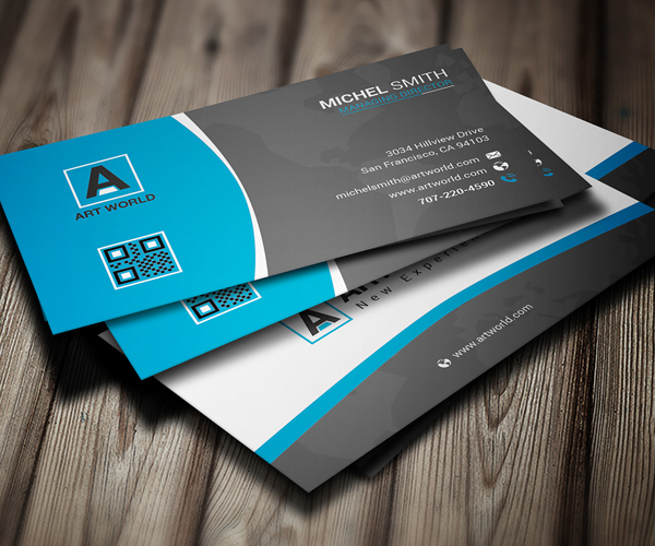 25 free business card templates free download design blog freebusinesscardstemplate wajeb Choice Image