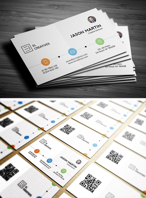 Prime Corporate Business Card