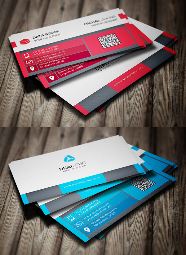 Latest & Creative Business Card Template
