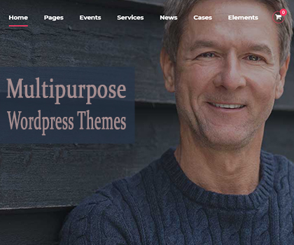 Latest & Creative Multipurpose WordPress Themes (2018)