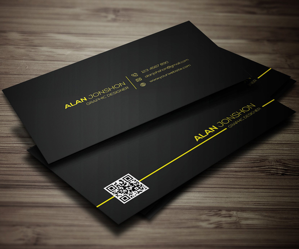 25 Modern Elegant Business Card Templates Design Graphics Design