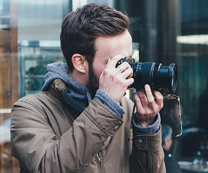 Awesome Photography WordPress Themes