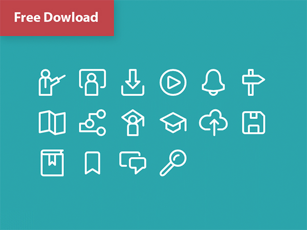 Free Animated Icon Set