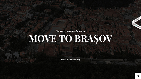 Move to Brasov