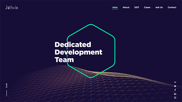 Dedicated Development Team
