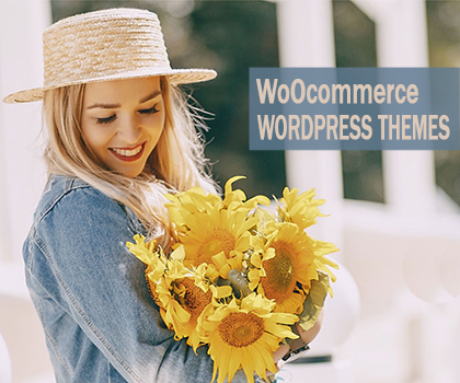 Creative WooCommerce WordPress Themes