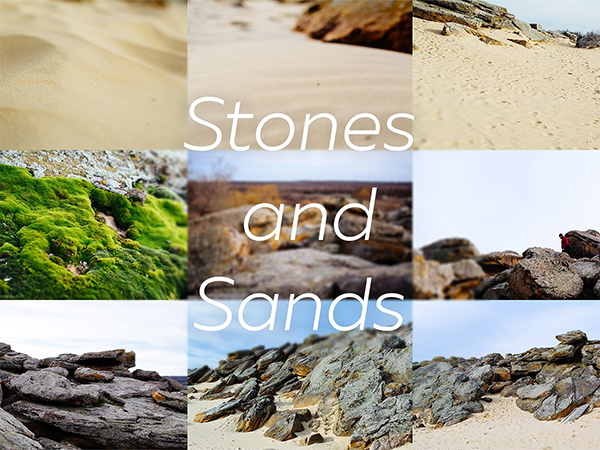 Stones and Sands Bundle