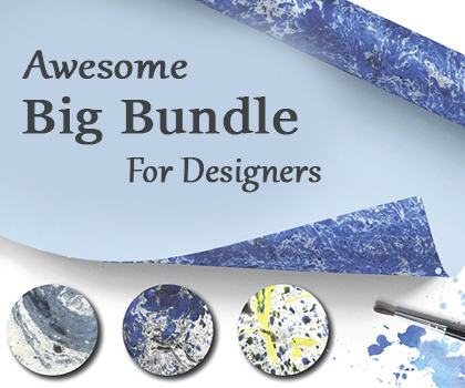Awesome July Big Bundle For Designers
