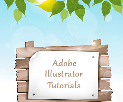 Latest or Creative Illustrator Tutorials For Designers