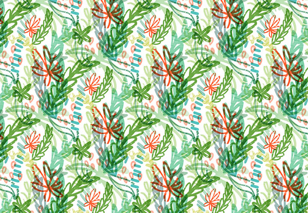 How to Create Hand-drawn Vector Patterns