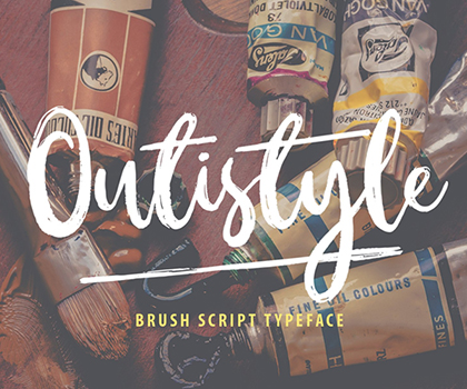 Post thumbnail of Awesome Collection of Stylish Fonts For Designers