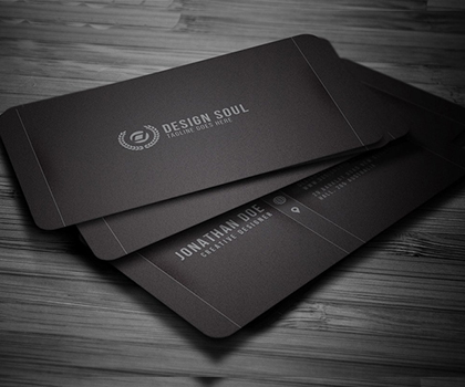 Awesome & Stylish Business Cards Templates Design