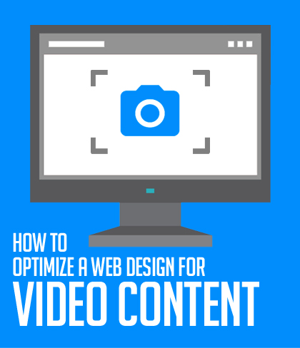 Post thumbnail of How to Optimize a Web Design for Video Content