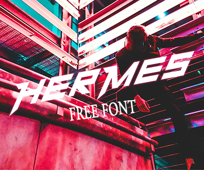 Freebie : Stylish Hand-Picked Free Fonts For Designers