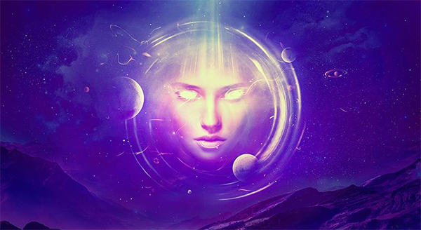 How to Create an Abstract, Sci-Fi Portrait in Adobe Photoshop