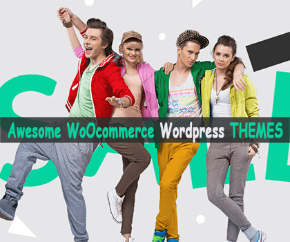 Post thumbnail of Awesome & Modern WooCommerce Wordpress Themes