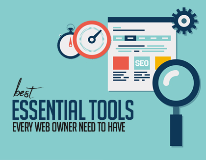 Essential Tools Every Web Owner Need to have