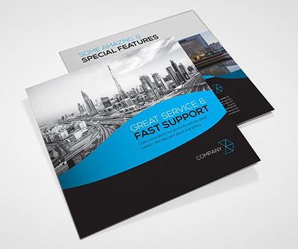 Post thumbnail of Best Hand Picked Creative Brochures And Awesome Flyer Template Designs