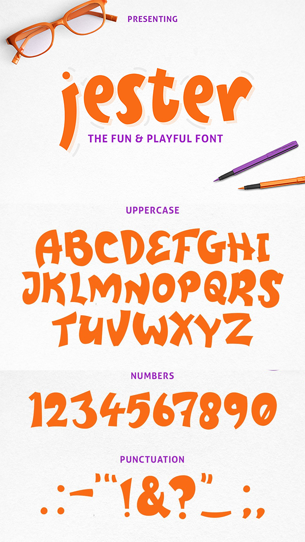 50 Top Fonts for 2019 | Fonts | Graphic Design Junction