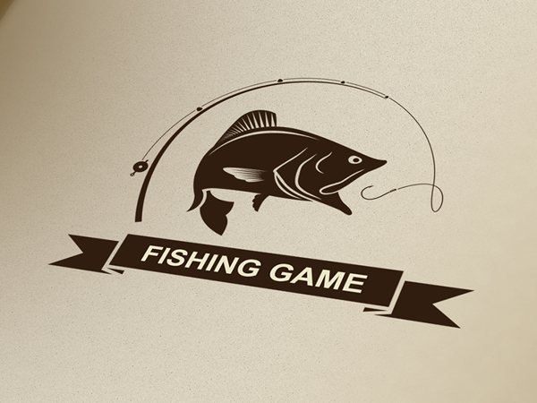 Creative Fishing Logo