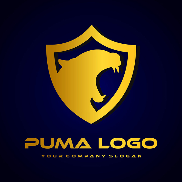 Puma Creative Logo Design