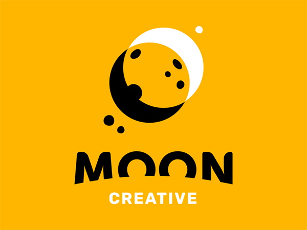 Moon Animated Logo